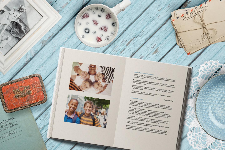 Print my blog book