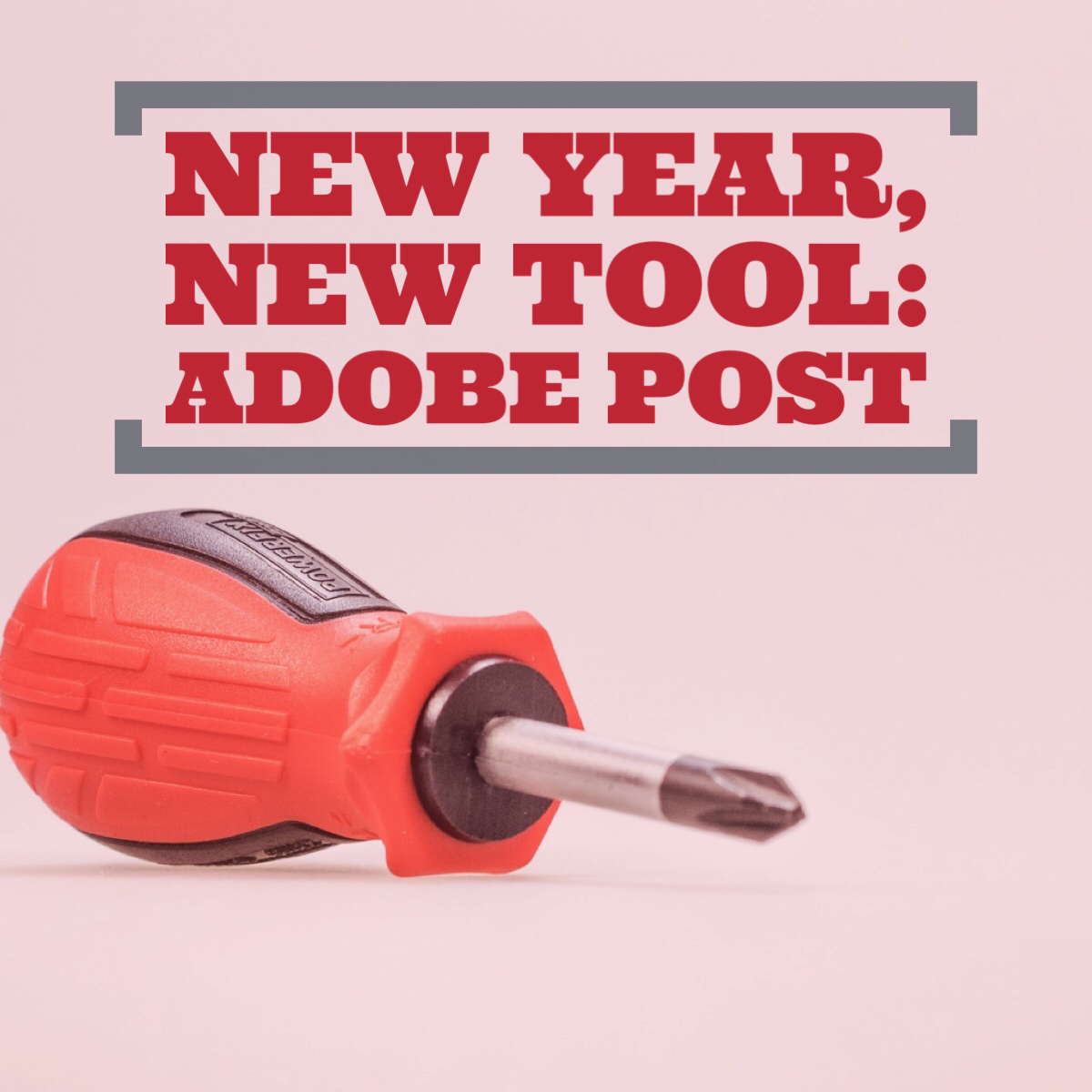 New Year, New Tool