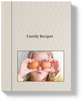 Cooking Blog Book